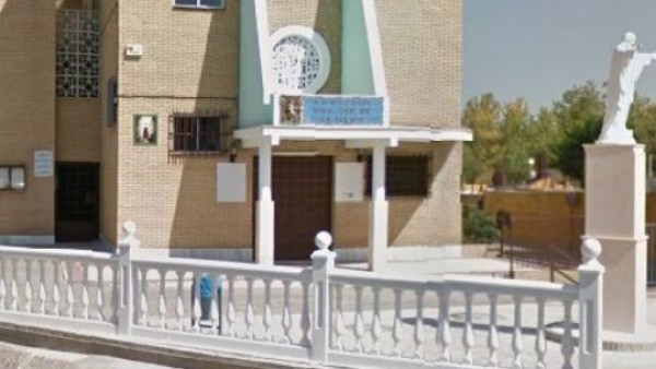 Parroquia Nuestra Señora de la Fuente (Camas).