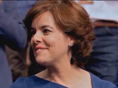 Soraya Sáenz de Santamaría deja la política