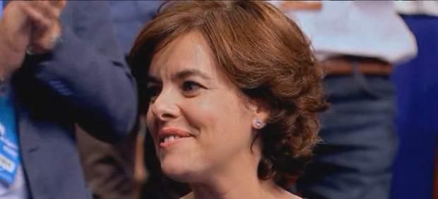 El Gobierno nombrará este viernes a Sáenz de Santamaría miembro del Consejo de Estado