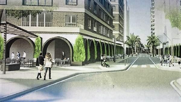 Proyecto de remodelación de Artés de Arcos
