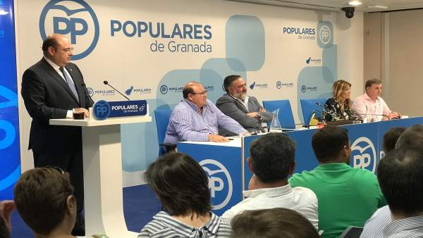 Junta Directiva Provincial extraordinaria del PP de Granada