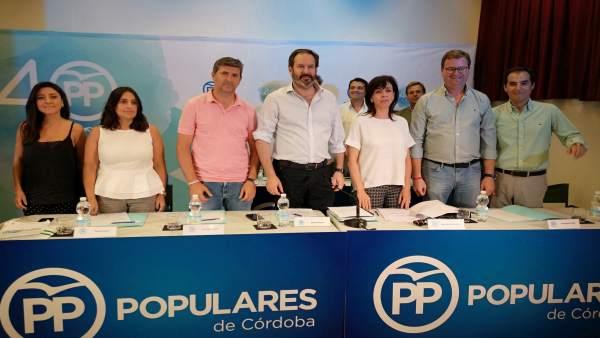 Comité Ejecutivo Provincial del PP de Córdoba