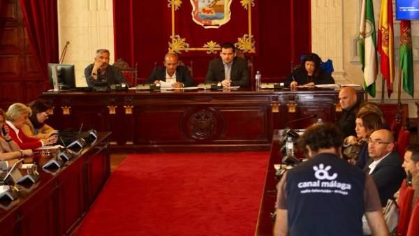 Comisión de investigación sobre Gerencia Municipal de Urbanismo GMU preside Cs