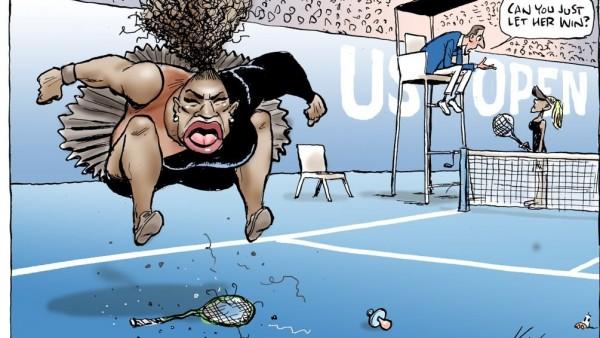 Resultado de imagen de serena caricatura