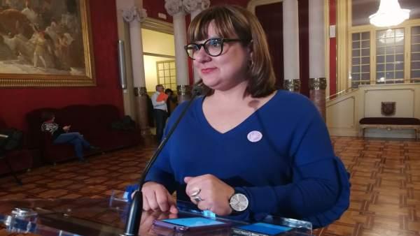 Bel Busquets, vicepresidenta y consellera de Turismo de las Islas Baleares