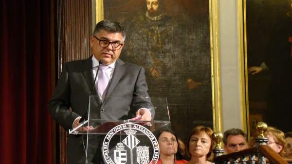Juan Carlos Fulgencio (imagen de archivo)