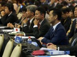 Japón encabeza a los países que quieren flexibilizar la actual moratoria de la caza de ballenas.