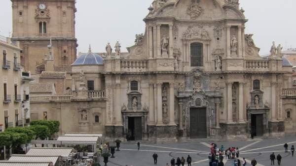 Catedral de Murcia y Plaza Belluga