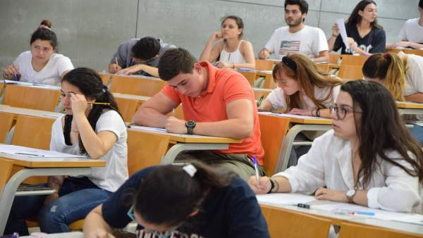 Alumnos Selectividad