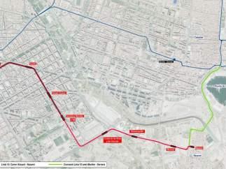 Futura L10 de Metrovalencia