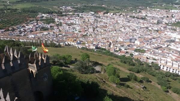 Almodóvar del Río (Córdoba) desde su castillo