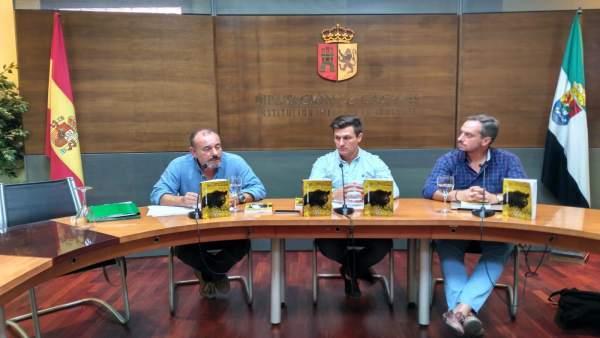 Presentación del informe anual de caza en Extremadura