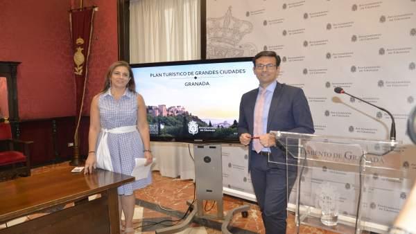 Presentación del Plan de Turismo de Granada