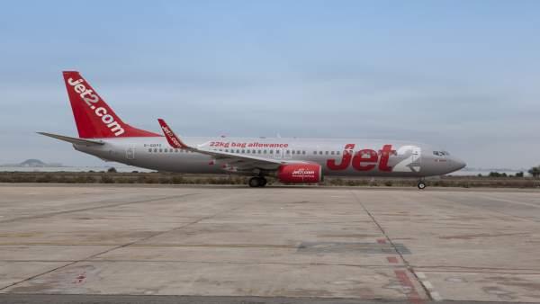 Avión Jet2.Com