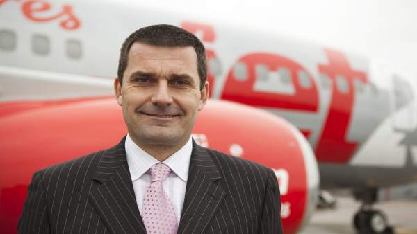 Steve Heapy, Consejero Delegado de Jet2.Com y Jet2holidays