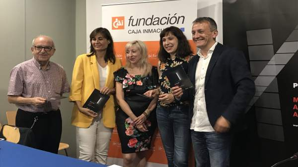 Presentación de la XII Muestra Audiovisual Aragonesa.