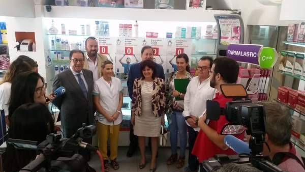 Presentación de la campaña en Mérida