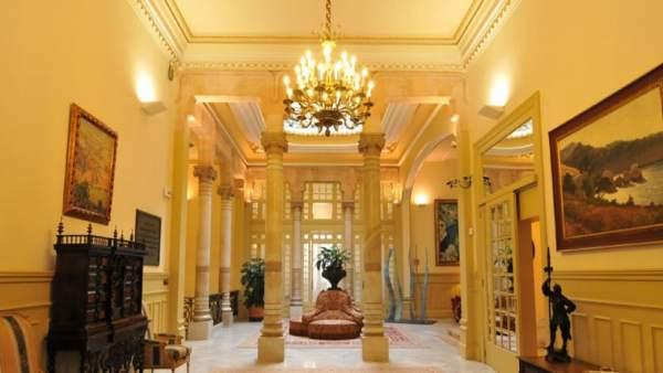 Interior del Parlament