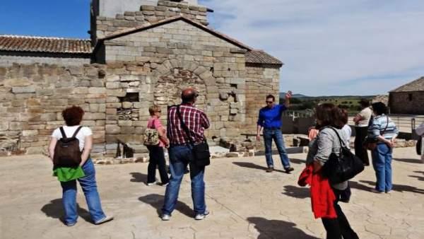 Santa María Melque Toledo Visitas