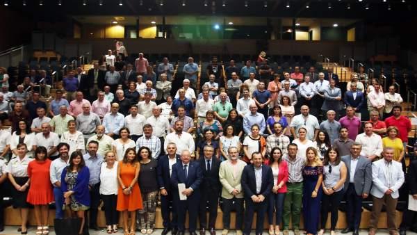 Acto 20 años de Bancosol