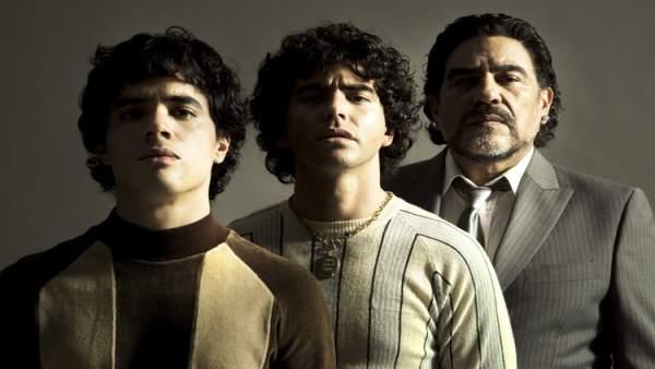 Maradona, serie de Amazon