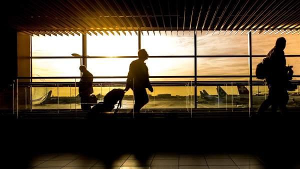 Aumentan un 13,2% los pasajeros de avión
