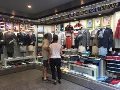 Fotos recursos de rebaixes d'estiu, roba, complements, tenda