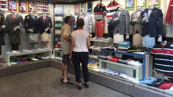 La inflació interanual a la Comunitat Valenciana puja una dècima a l'agost fins al 2,4%