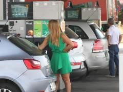 La subida del diésel costará 3,3 euros al mes