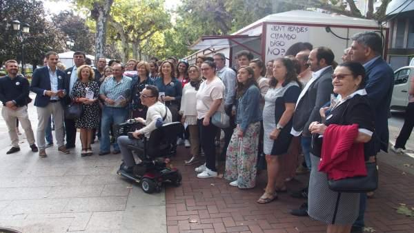 Campaña prevención sexista en Logroño