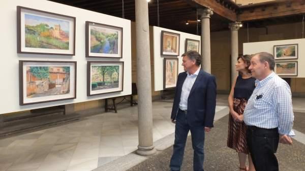 Exposición de José Miguel Francisco. 12-9-2018