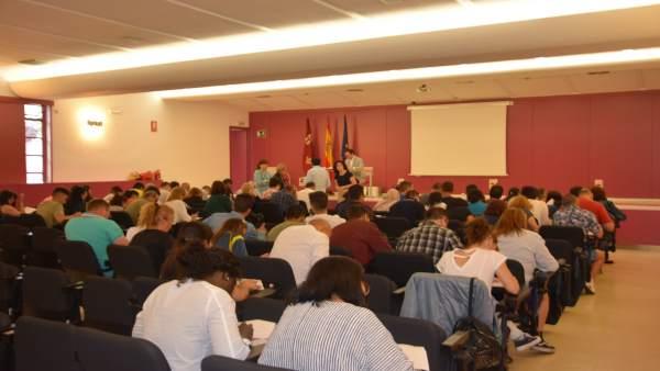 Exámenes de competencias clave celebrados en Murcia