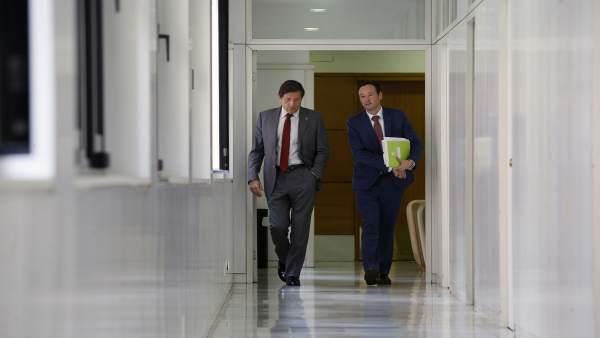 Javier Fernández y Guillero Martínez.