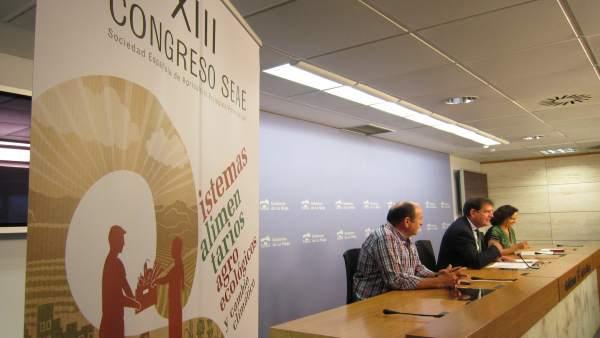 Presentación Congreso Bienal Agricultura Ecolóigica