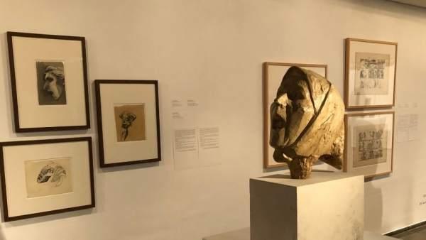 Exposición 'España, vanguardia artística y realidad social en el IVAM'