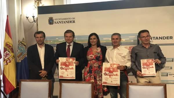 Presentación VII Medio Maratón de Santander