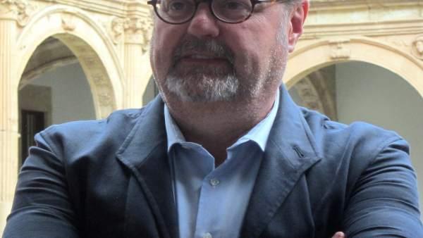 Fernando Rey en Salamanca, 4-6-18