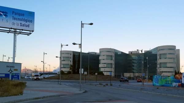 Hospital del PTS de Granada