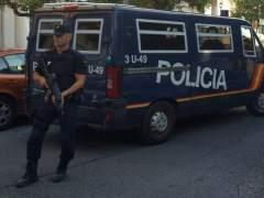 Detenido un narco colombiano que vivía escondido en un hotel de Madrid