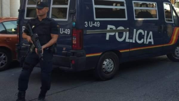 Detenido un narco colombiano que vivía escondido en un hotel de Madrid   779903-600-338
