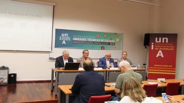 VIII Encuentros de Unidades Técnicas de Calidad de las Universidades Andaluzas