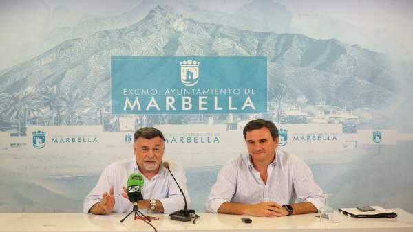 Marbella presetna encuesta para destino de fondos