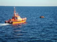 Un muerto y tres heridos al disparar la Marina marroquí contra una patera pilotada por un español