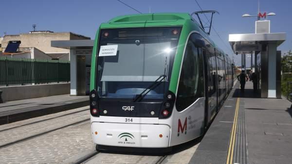 Huelga del metro de Granada