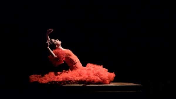Olga Pericet en la Bienal de Flamenco de Sevilla