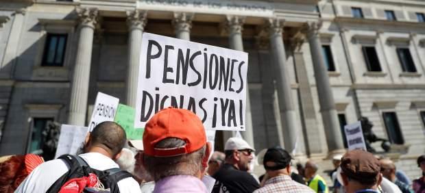 El Congreso aplaza el acuerdo que liga las pensiones al IPC