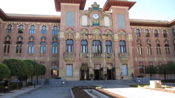 Rectorado de la Universidad de Córdoba
