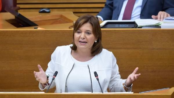 """Bonig (PPCV) diu que hi ha diferències entre Casado i Montón: """"Ell no va mentir i va fer el seu TFM i ella va mentir"""""""