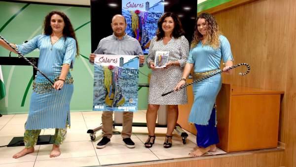 Presentación del Festival Árebe Andalusí de Salares