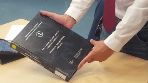 Tesis doctoral de Pedro Sánchez en la Camilo José Cela